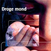 Brochure: een droge mond