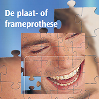 Brochure: een plaat- of frameprothese
